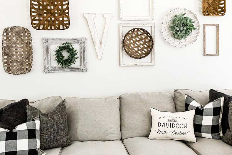 Tobacco Basket Decor Ideas You Didn T Know About Farmhousehub