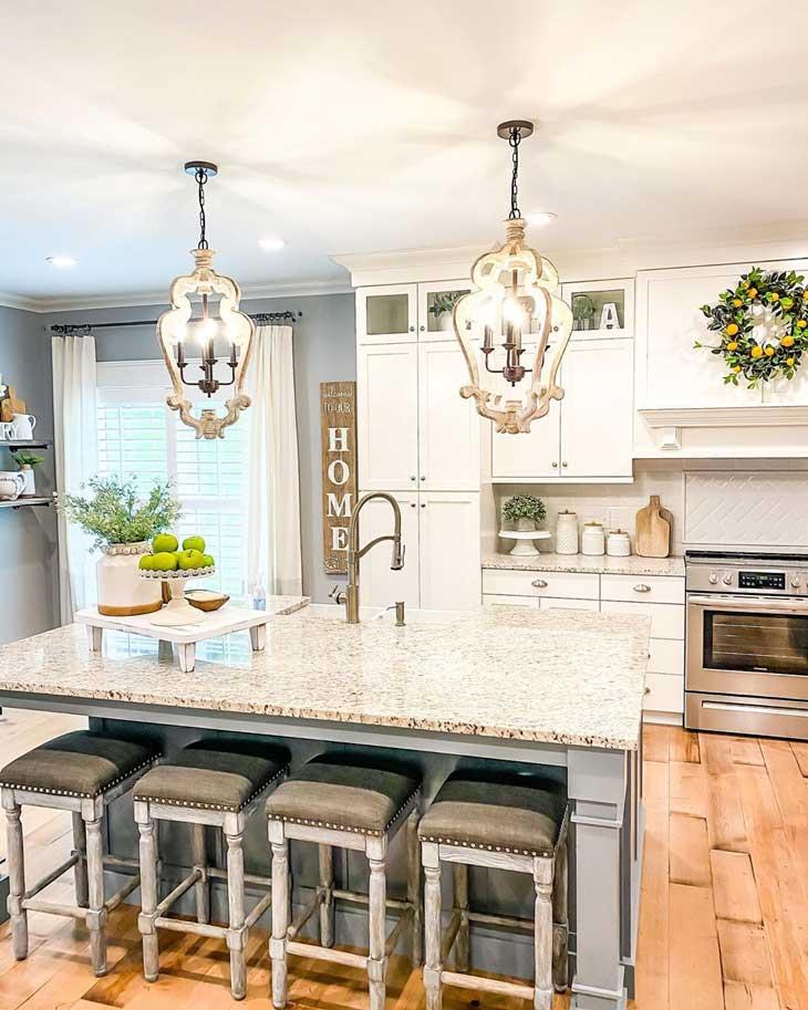 Breathtaking Kitchen Island Lighting Ideas You Ll Immediately Want Farmhousehub,Tiny One Bedroom Apartment Ideas