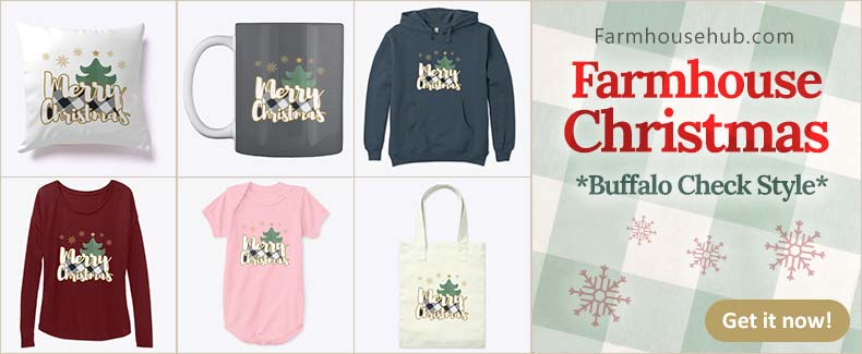 Link to Farmhousehub Merch on Teespring